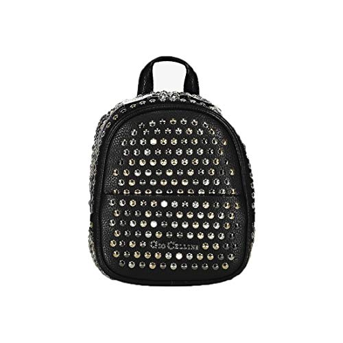 Gio Cellini mini zaino All Studs - Nero