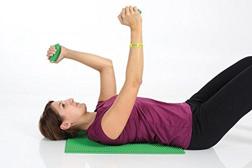 TOGU Brasil Base Noppen Matte Yoga Matte Meditation Massage Training 60 x 40 cm