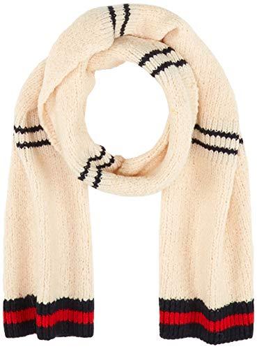 Scotch & Soda heren gebreide teddy scarf sjaal, meerkleurig (Combo A 0217), One Size (fabrikantmaat: OS)