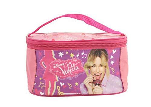 Disney Violetta Tasche Kosmetiktasche Kulturbeutel Kulturtasche Beauty case