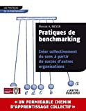 Livre Pratiques de benchmarking