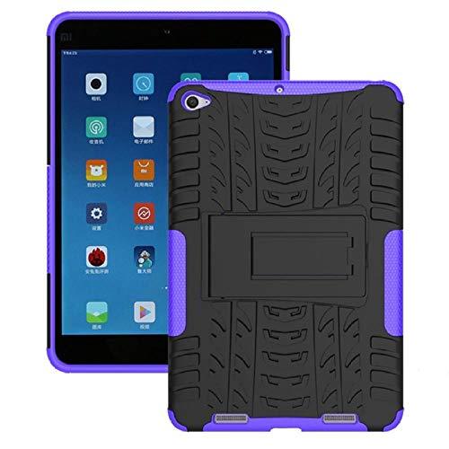 Custodia robusta ibrida resistente 2 in 1 per Xiaomi Mipad 2 Cover per MiPad 3 7.9 Mipad3 mipad2 Custodia antiurto per tablet-viola