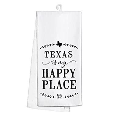 Occasionally Made 25 x19  Texas Kitchen Towel