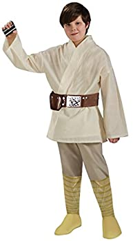 Rubies Star Wars Classic Child s Deluxe Luke Skywalker costume Small