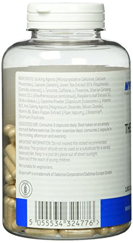 Myprotein Thermopure 180 Caps, 1er Pack (1 x 55 g) - 3