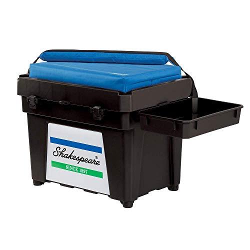 SHAKESPEARE Fully Loaded Seat Box Black - 1476323