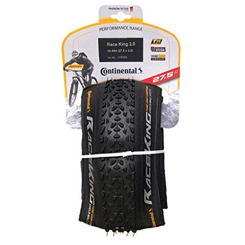 Odoukey VTT Pliant Pneu, Remplacement des pneus vélo Pliant, vélo ultraléger pneus, 27x2.2cm, Accessoires de vélo, Black2