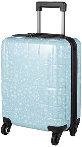 [プロテカ] スーツケース 日本製 スタリアVs LTD2 コインロッカーサイズ 100席未満持込み可能 ストッパー付き 日帰り〜1泊向け 保証付 20 cm 2.4kg シフォンブルー