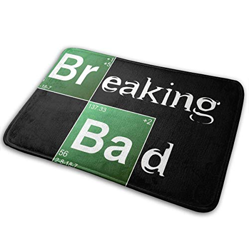 ChenZhuang Breaking Bad - Alfombra (39,7 x 59,7 cm)