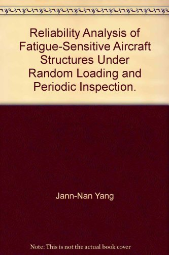 Reliability Analysis of Fatigue-Sensitive Aircraft Structures Under Random Loading and Periodic Insp
