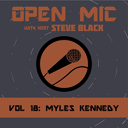 Myles Kennedy audiobook cover art