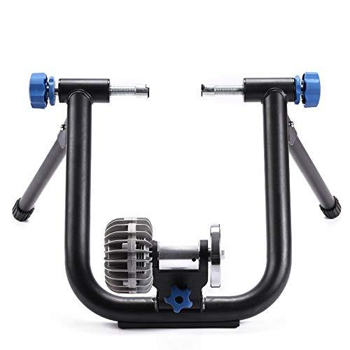 Yangxuelian Rodillos para Bicicletas Soporte de la Bici Fluid Trainer Acero Inoxidable...