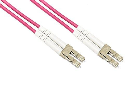 Unbekannt Link lklclc4515Kabel Optische Faser LC auf LC Multimode Duplex OM450/125, 15mt