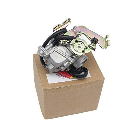 UGUTER Piezas de carburador CVK30 30mm Carb carburador para CVK 150cc ~ 250cc ATV Scooter GY6 150 Vog Tank 260 Scooter Motocicleta Repaso Keihin