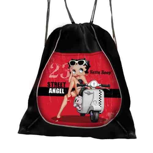 Betty boop saco slim street angel