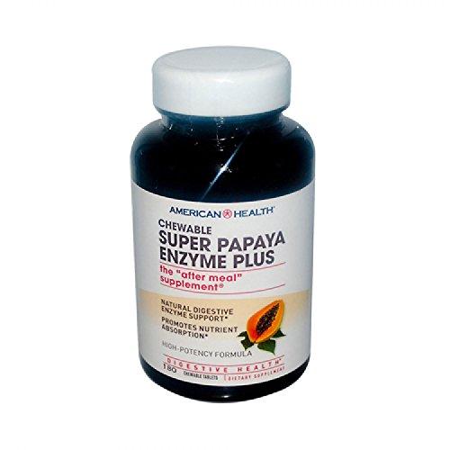 American Health Chewable Super Papa…