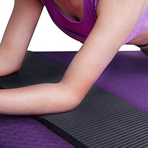 SOWLFE HA0354403OPKO - Colchoneta de yoga, color negro