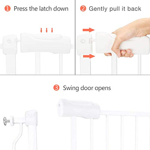 41f4KUo45tL The Best Baby Gates for Dogs 2021 [In-depth Review]