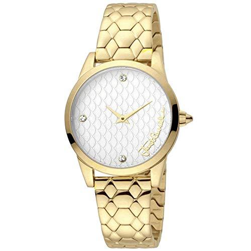 Reloj Just Cavalli Segue JC1L087M0055 - Analógico Cuarzo para Mujer en Acero Inoxidable Chapado