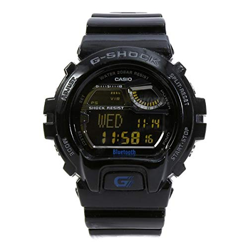 CASIO G-SHOCK Bluetooth Low Energy Wireless Technology Watch GB-6900AA-1JF (Japan Import)