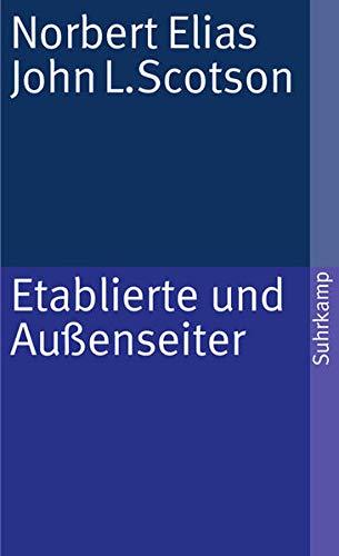 Etablierte und Außenseiter (suhrkamp taschenbuch)