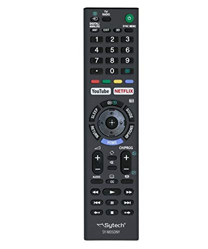 Mando a Distancia Universal TV, Sony, Netflix,Youtube, (sytech)