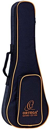 Ortega Guitars OUBSTD-CC Ukulelen Tasche mit Zwei Schultergurte für Gitarre