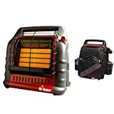 Mr. Heater MH18B Big Buddy Portable Propane Heater with Big Buddy Carry Case