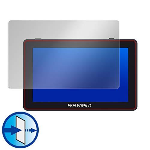Feelworld F6 PLUS 用 日本製 目に優しい ブルーライトカット液晶保護フィルム OverLay Eye Protector OEFREEWORLDF6P/8