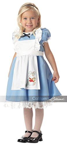 Lil Alice In Wonderland Toddler's Costume