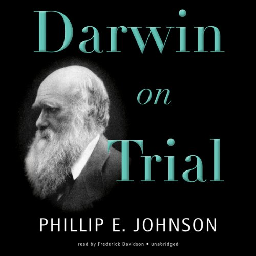 Darwin on Trial  audiobook cover art