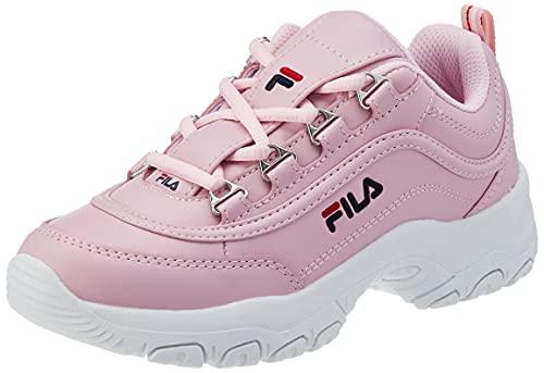 FILA Strada kids zapatilla Unisex niños, rosa (Pink Mist), 29 EU