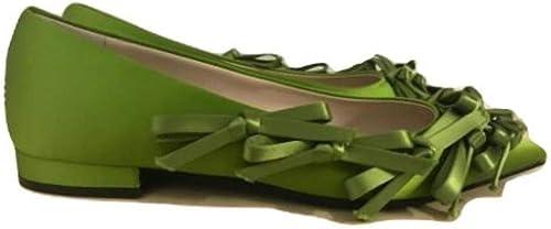 N. 21 , Damen Ballerinas Grün Grün