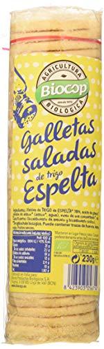 Biocop Galleta Salada Espelta 250 Gr Envase De 250 Gramos 200 g