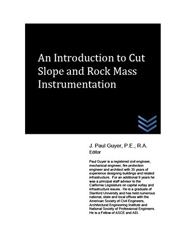 An Introduction to Cut Slope and Rock Mass Instrumentation