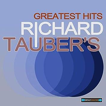 Richard Tauber's Greatest Hits