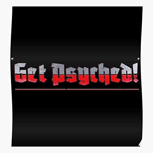 Generic Retro Shooting Gaming Fps Wolfenstein Home Decor Wandkunst drucken Poster !
