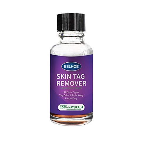 Removedor de etiquetas de piel y corrector de lunares, removedor de verrugas Onitment, Safe Fast Elimina sin dolor las manos comunes y las verrugas plantares