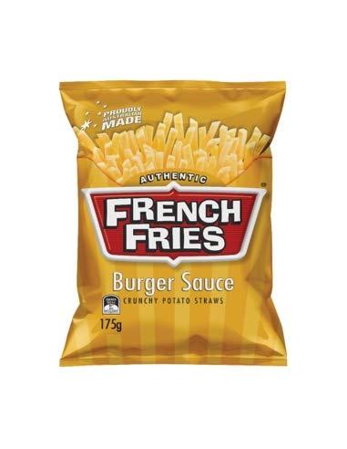 Pommes Frites Burger Sauce 175g