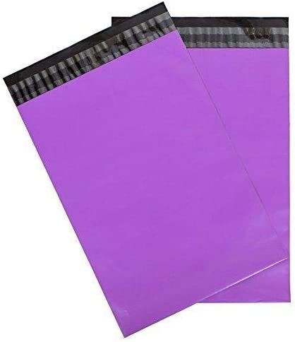 ProLine 10x13 Purple Poly Super Regular discount special price Mailers Cus Envelops Shipping Boutique