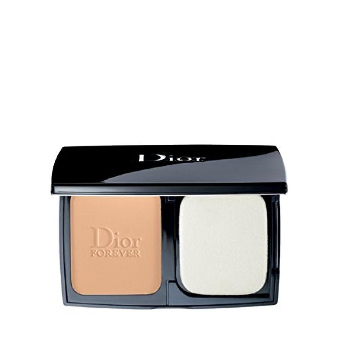 見える実業家追加Dior(ディオール) ディオールスキン フォーエヴァー コンパクト エクストレム コントロール (#020:ライト ベージュ)