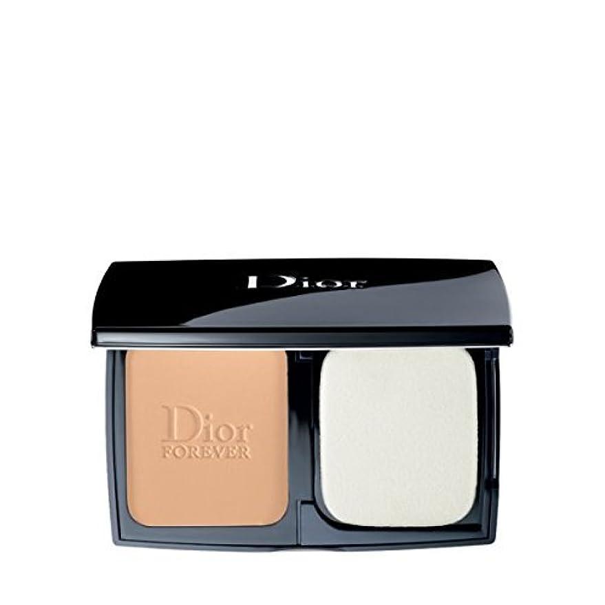 露水を飲む評価Dior(ディオール) ディオールスキン フォーエヴァー コンパクト エクストレム コントロール (#020:ライト ベージュ)