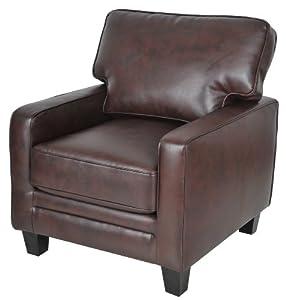 Sensational Serta Cr 44107 Monaco Collection Track Arm Accent Chair Camellatalisay Diy Chair Ideas Camellatalisaycom