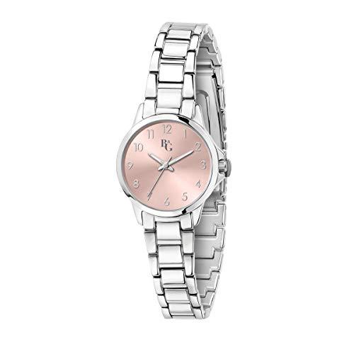 B&G Reloj Mujer, Colección Streamer, Analógico, Solo Tiempo, en Aleación - R3853285502