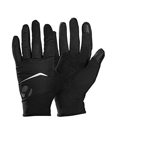 Bontrager Sonic Wind claro Mujer bicicleta guantes de largo Negro 2016, color , tamaño XS (5)