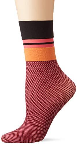 FALKE Damen Söckchen Ace, , 1 Paar, Braun (Pink Up 8218), Größe: 39-42