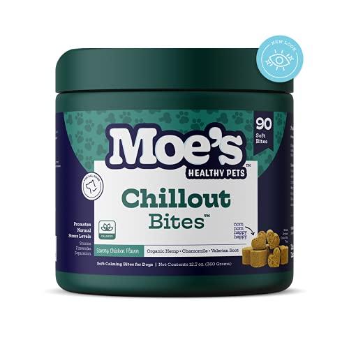 Moe Organic Calm Hemp Treats