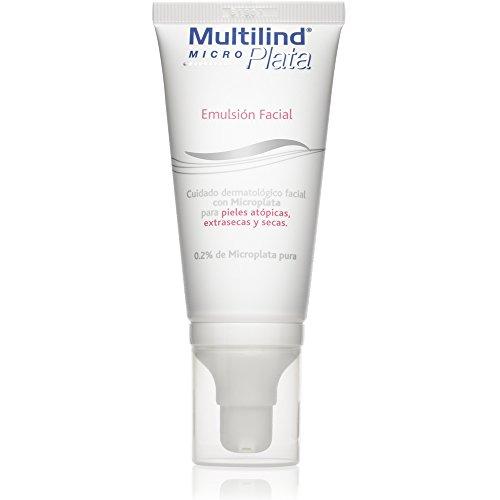 Multilind Microplata - Emulsión Facial para el Cuidado Dermatológico de Pieles Atópicas, Extrasecas y Secas - [ 50ml ]