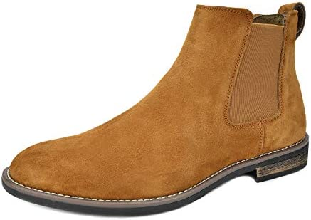 Camel leather boots _image1