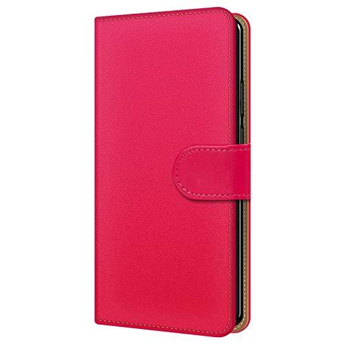 Conie Handyhülle für iPhone 7 – Bookstyle aus PU Leder - 8